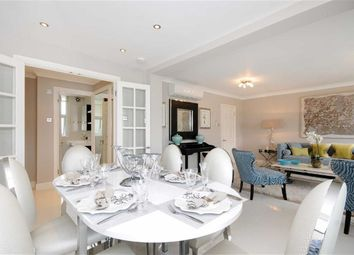 Thumbnail 3 bedroom flat to rent in St John's Wood Park, St John's Wood, London