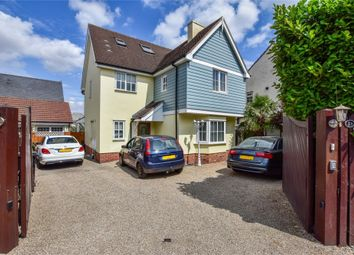 Thumbnail 5 bed detached house for sale in Halstead Road, Eight Ash Green, Colchester, Essex