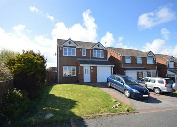 Thumbnail 4 bed detached house for sale in Polperro Close, Ryhope, Sunderland, Tyne And Wear