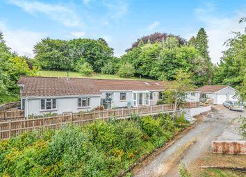 Thumbnail 4 bed detached bungalow for sale in Aish, Dartmoor, Devon