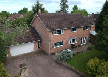 Thumbnail 5 bed detached house for sale in The Green, Tadley