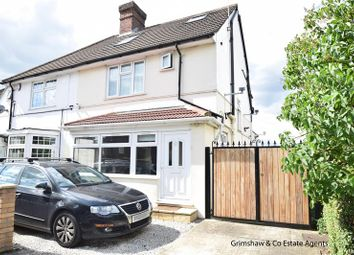 Thumbnail 3 bed semi-detached house for sale in Noel Road, West Acton, London