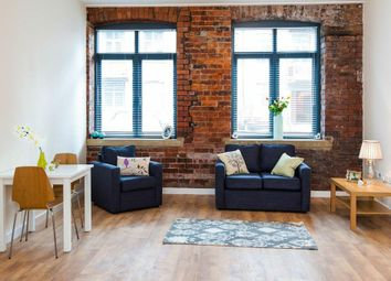 Thumbnail 1 bedroom flat to rent in Shearers House, East Street Mills, Leeds, West Yorkshire