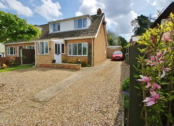 Thumbnail 3 bed property for sale in The Crescent, Taverham Road, Drayton, Norwich
