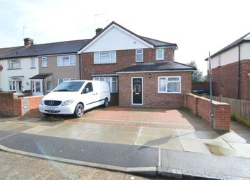 Thumbnail 5 bed end terrace house for sale in Stoneleigh Avenue, Enfield, Greater London
