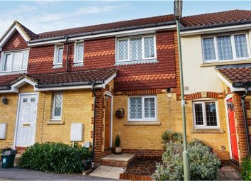 Thumbnail 3 bed terraced house for sale in Lorne Gardens, Woking