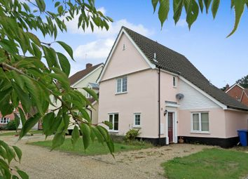 Thumbnail 3 bed detached house for sale in Rectory Green, Halesworth