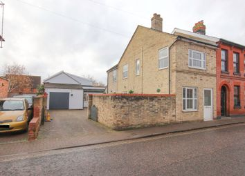 Thumbnail 3 bedroom semi-detached house to rent in Chestnut Mews, Friars Street, Sudbury