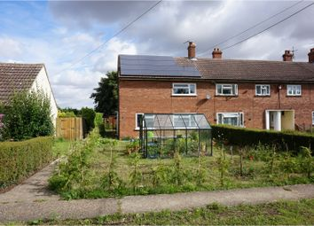 Thumbnail 3 bedroom end terrace house for sale in The Green, Woodbridge