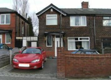 Thumbnail 3 bed semi-detached house to rent in Willingdon Drive, Prestwich, Manchester