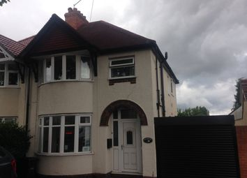 Thumbnail 3 bedroom semi-detached house to rent in Stourbridge Road, Dudley