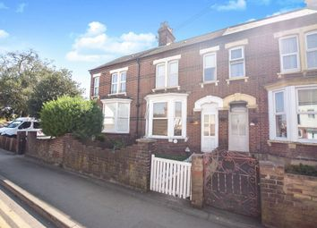 3 bed terraced house for sale in Kempston Road, Bedford MK42