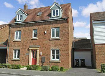 Thumbnail 4 bed detached house for sale in Tunbridge Way, Ashford, Kent