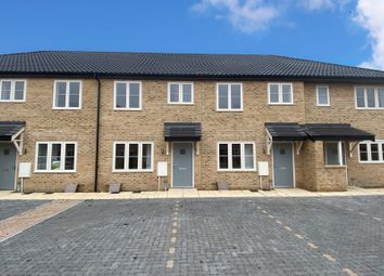 Thumbnail 2 bed terraced house for sale in Tawny Owl Way, Heath Farm, Holt
