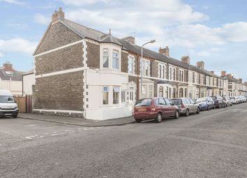Thumbnail 1 bed flat for sale in Habershon Street, Splott, Cardiff