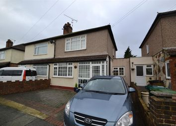 Thumbnail 3 bed semi-detached house for sale in Willowbrook Road, Staines
