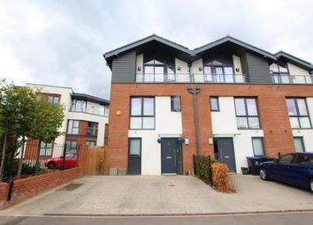 Thumbnail 4 bed town house to rent in Westfield Avenue, Woking