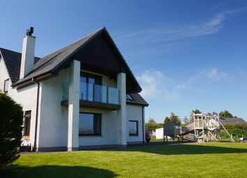 Thumbnail 4 bed detached house for sale in Clearview, 12 Coast, Inverasdale, Poolewe