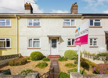 Thumbnail 3 bed terraced house for sale in Lynchets Road, Amesbury, Salisbury