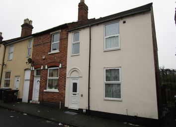 Thumbnail 3 bed end terrace house for sale in Bristol Street, Wolverhampton