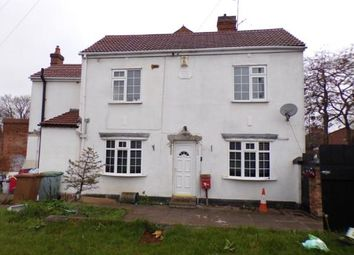 Thumbnail 3 bedroom end terrace house for sale in Windsor Street, Walsall, West Midlands