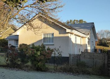 Thumbnail 3 bed detached bungalow for sale in Warbstow Cross, Launceston