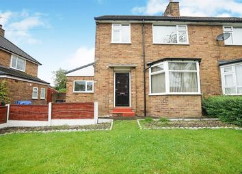 Thumbnail 3 bed semi-detached house for sale in Adelaide Street, Swinton, Manchester