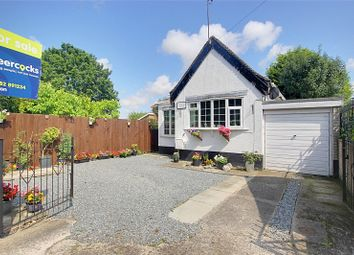 Thumbnail 2 bed bungalow for sale in Station Road, Keyingham, Hull, East Riding Of Yorkshire