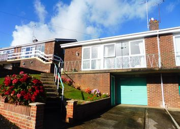 Thumbnail 3 bed semi-detached bungalow for sale in Shakespeare Close, Torquay