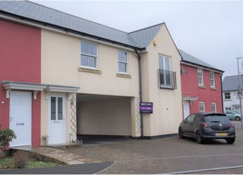 Thumbnail 2 bed property for sale in Carrolls Way, Plymouth