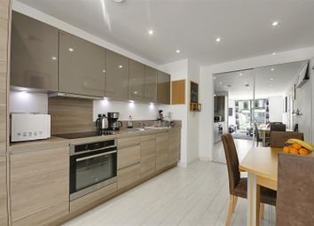 Thumbnail 1 bedroom flat for sale in Wallis House, Great West Quarter, Brentford