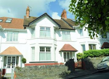 4 bed terraced house for sale in Knoll Avenue, Uplands, Swansea SA2