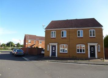 Thumbnail 3 bed property to rent in Avill Crescent, Taunton