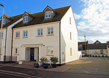 Thumbnail 4 bed end terrace house for sale in Harbour Road, Seaton