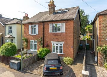 Thumbnail 4 bed semi-detached house for sale in Albany Road, Hersham, Walton-On-Thames