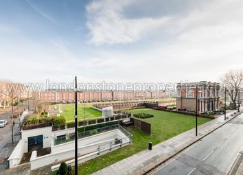 Thumbnail 3 bed flat for sale in Cadogan Road, London