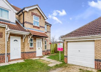 Thumbnail 3 bed end terrace house for sale in Marigold Walk, Sleaford