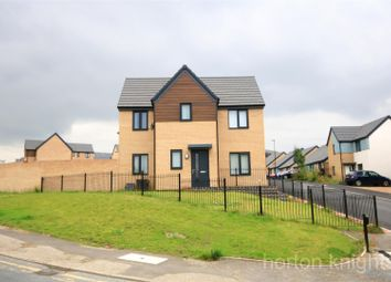Thumbnail 3 bed detached house for sale in Rocksand Drive, Edlington, Doncaster