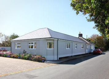 Thumbnail 3 bed semi-detached bungalow for sale in Kivernell Road, Milford On Sea, Lymington