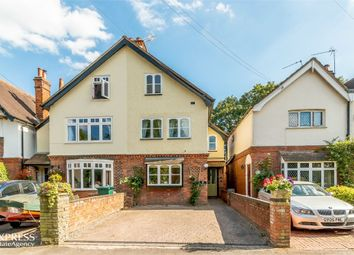 Thumbnail 4 bed semi-detached house for sale in Vicarage Lane, Staines-Upon-Thames, Surrey