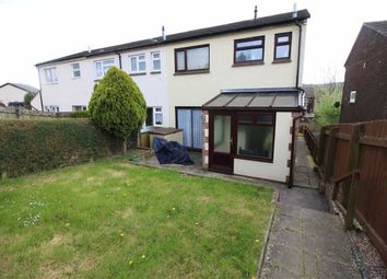 Thumbnail 3 bed end terrace house for sale in Mazzard Close, Landkey, Barnstaple