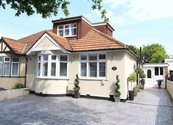 Thumbnail 3 bed bungalow for sale in Summerhouse Drive, Bexley