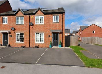 Thumbnail 3 bed semi-detached house to rent in Tissington Drive, Waverley