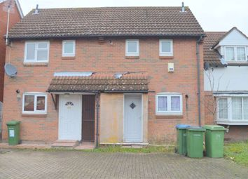 Thumbnail 1 bed property for sale in Nickelby Close, Thamesmead, London