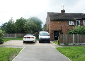Thumbnail 2 bed semi-detached house for sale in Rettendon View, Wickford
