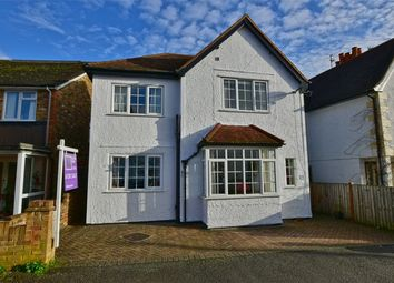 Thumbnail 4 bed detached house for sale in Orchard Grove, Chalfont St Peter, Buckinghamshire