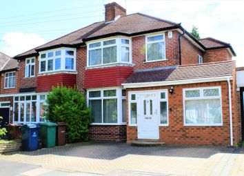 Thumbnail 4 bed semi-detached house for sale in Lyon Meade, Stanmore