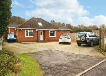 Thumbnail 4 bed detached bungalow for sale in Village Street, Thruxton, Andover, Hampshire
