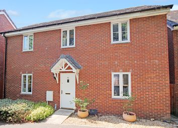 Thumbnail 4 bed detached house for sale in Leigh Park, Westbury, Wiltshire