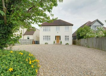 Thumbnail 5 bed detached house for sale in Downfield Road, Hertford Heath, Hertford